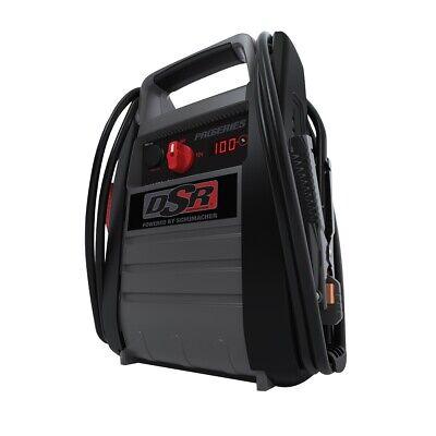 Jump Starter, Single Battery w/ Power Inverter Charge Xpress DSR116