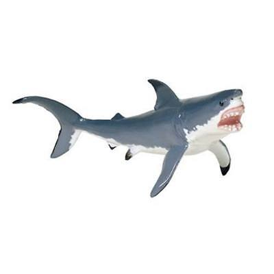Great White Shark Sea Life Safari Ltd 275029 NEW Toy - Great White Shark Toys