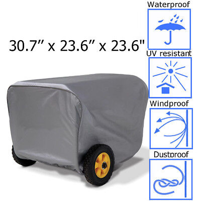 30.7x23.6x23.6 Generator Cover Storage Dustproof Waterproof For Champion Models