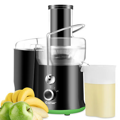 Stimulating Juicer Wide Mouth Fruit & Vegetable Centrifugal Juice Extractor 2 Speed