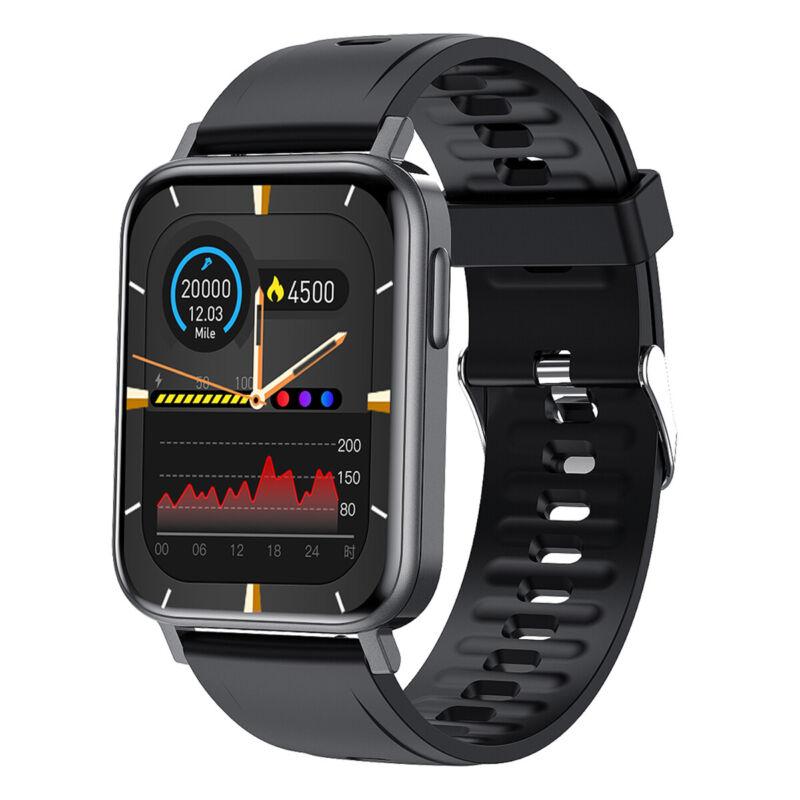 T10 Pro Smart Watch Waterproof Bluetooth Fitness Tracker for Apple Samsung Phone
