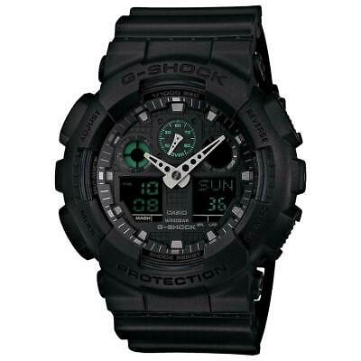 NEW GA100MB-1A Black G-shock Casio Men's Watch 200m Resin Band Brand-New Limited comprar usado  Enviando para Brazil