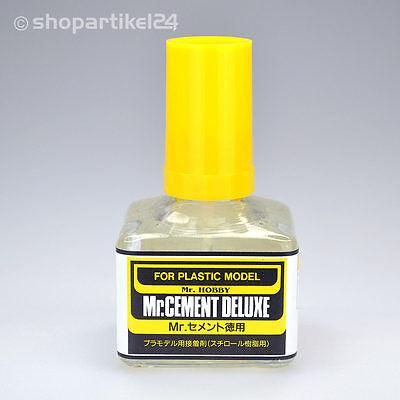 (9,37€/100g) Mr. CEMENT DELUXE UNIVERSAL Kunststoffkleber - Mr.Hobby MC-127