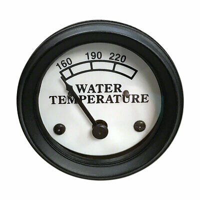 Water Temperature Gauge A B D G H R M Mt Ar Bo White Face John Deere Jd 1539