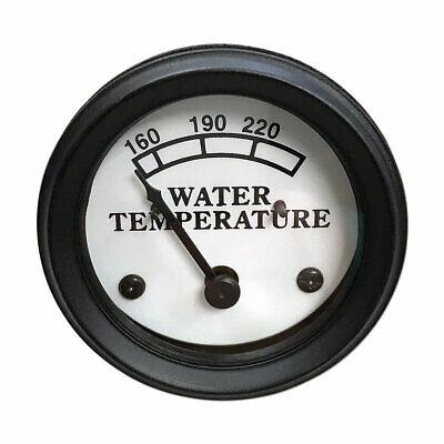 Water Temperature Gauge A B D G H Ao Ar Bo Br White Face John Deere Jd 1469