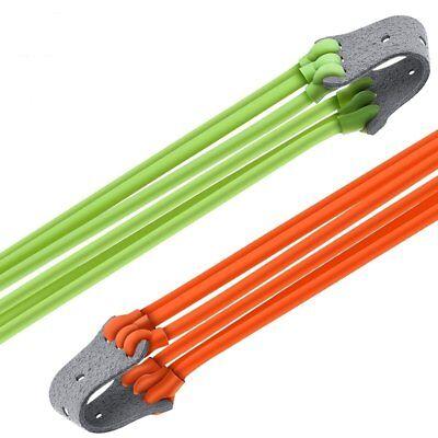 Best 4 Pack Slingshots Bands Replacement Rubber Bands For Hunting Slingshot