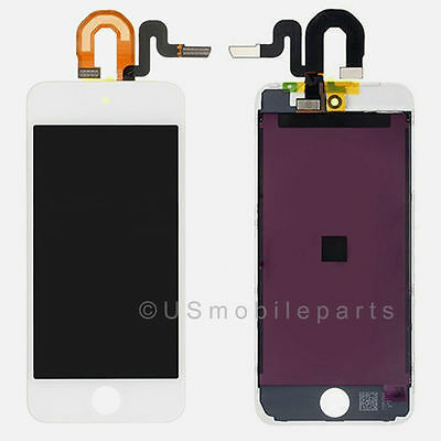 White Ipod Touch 5 5th Gen Generation Lcd Display Screen ...