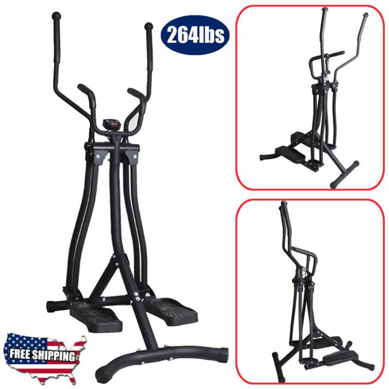 home workout trainer elliptical machine glider leg