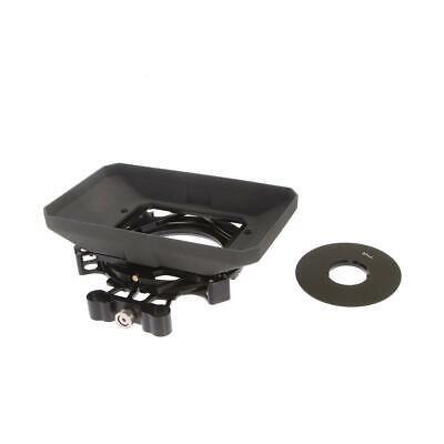Genus DSLR Matte Box Kit with 37mm Adapter Ring - SKU#1136337 Genus Matte Box