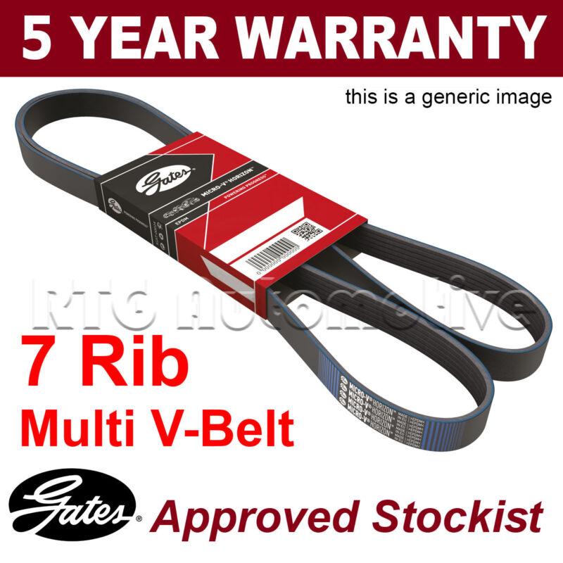 Gates Alternator Fan Drive Belt For Lexus Toyota 7PK1550