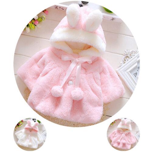 Kids Warm Toddler Fleece Outerwear