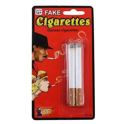 Fake Cigarette (Fake Cigarette Novelty Smoke Stage Movie Prop Party Prank Pimp Costume)