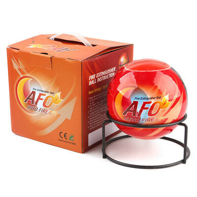 Home Safety Dry Powder Fire Extinguisher Ball Auto-ignition A-b-c-d-e Class Fl