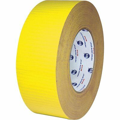Yellow Intertape Jobsite Ductape Duct Tape 1.88 In. X 60 Yd.