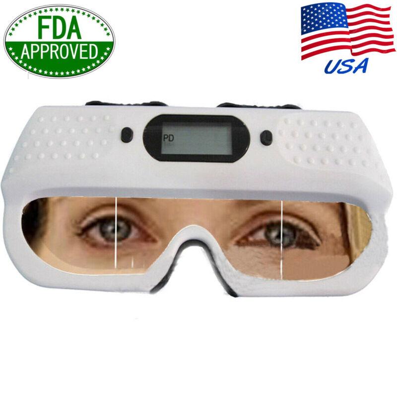 US Eyes Optical Digital PD Ruler Pupilometer Interpupillary Distance Scale New