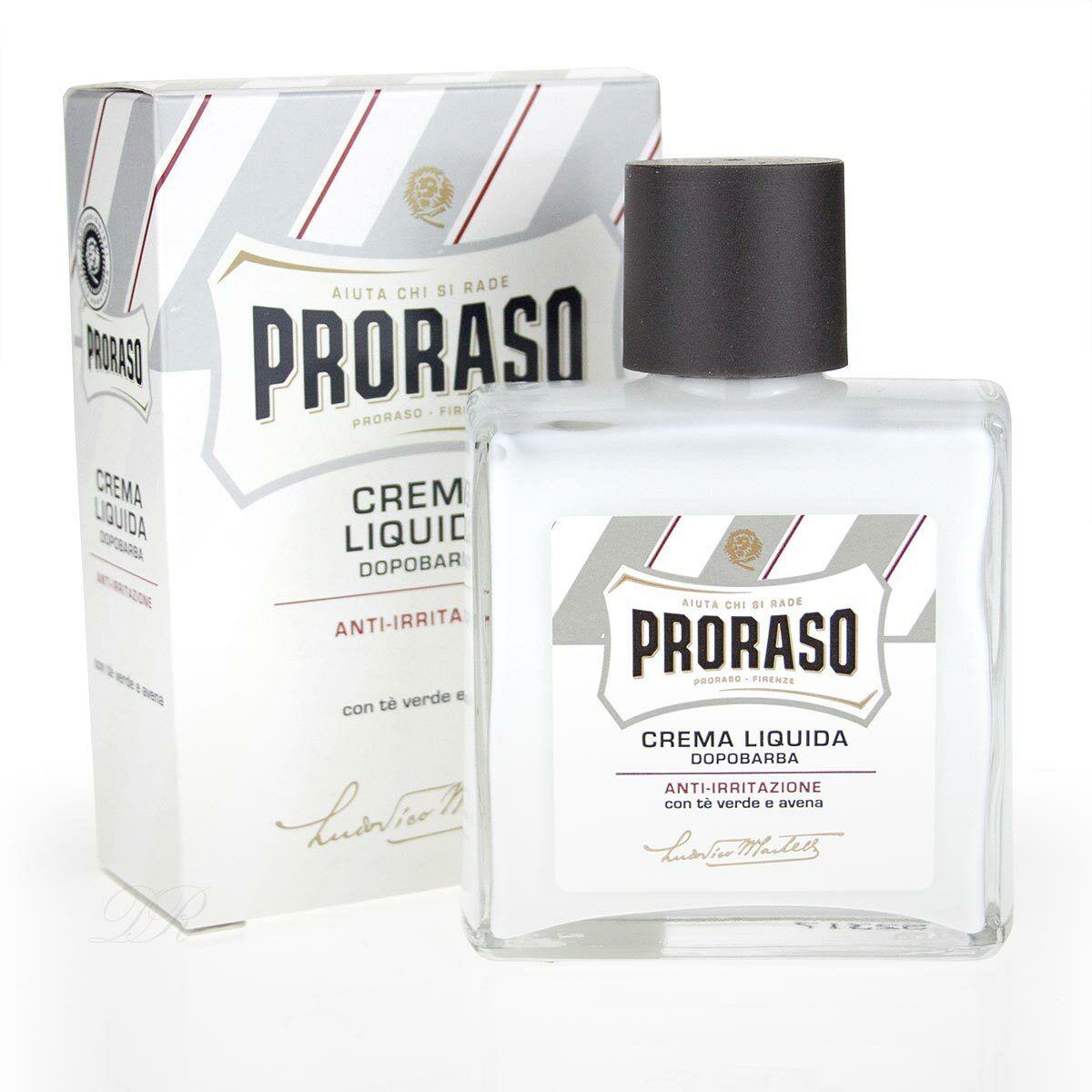 PRORASO - Flüssige After Shave Creme 100ml