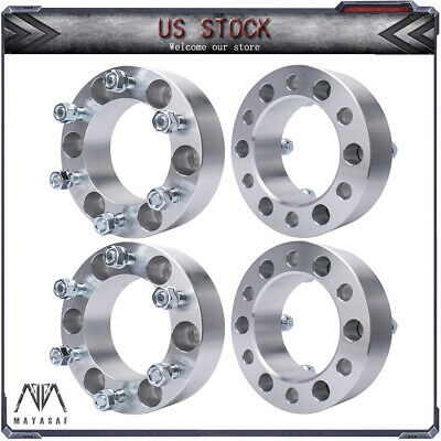 """2/4Pcs 2"""" Inch Wheel Spacers 
