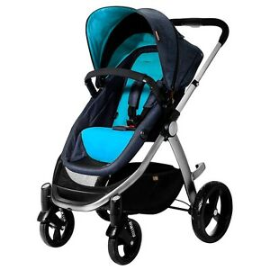 Mountain Buggy Convertible Stroller Teal NEW!