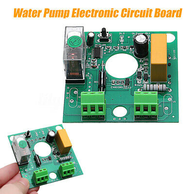 Water Pump Automatic Pressure Control Electronic Switch Circuit Board