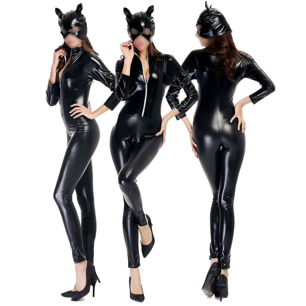 Catwoman Costume Diy For Kids