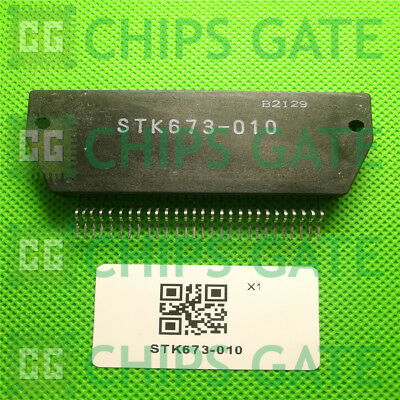 1pcs Stk673-010 Encapsulationsip-zip3-phase Stepping Motor Driver Sine Wave