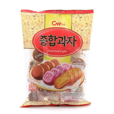 CW Assorted Cake Korean Popular Snacks Monaka PanCake - 350g