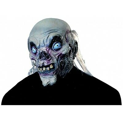 Crypt Halloween Costume (Crypt Keeper Mask Adult Tales from the Crypt Scary Halloween Costume Fancy)
