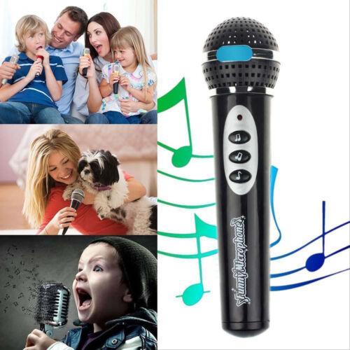 $11.49 - Creative Kids Boys Girls Microphone Mic Karaoke Singing Music Toys Gift FastShip