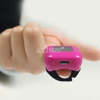 Usps Contect Led Pediatric Adultchildkid Pulse Oximeter Spo2 Monitor Ring