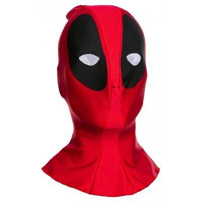 Deadpool Halloween Mask (Deadpool Mask Adult Halloween Fancy)