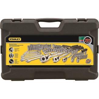 Brand New Stanley - Mechanics Tool Set - 201 Piece
