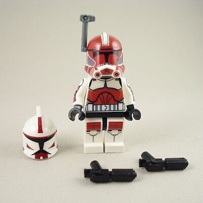 LEGO Star Wars Fox Clone Trooper Phase 2 Mini Figure