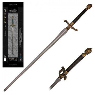 Officially Licensed Game of Thrones Arya Stark Needle Sword Replica Costume Prop