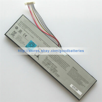 "Genuine 14.8V4950mAh Aorus X3 Plus V4 V3 V5,V3-CF2, X7 17"", X7 V2 V7-CF1 battery"