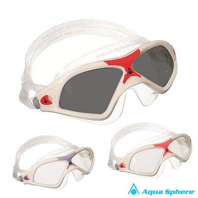 Aqua Sphere Seal XP2 Ladies Swimming Goggles Mask for Womens