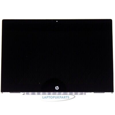 "NEW HP PAVILION X360 14-CD0015NL 14"" LED LCD DISPLAY TOUCH SCREEN DIGITIZER FHD"