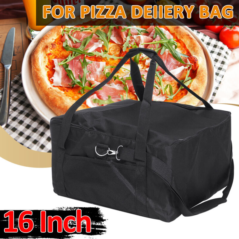 Hot Food Large Delivery Bag Take Away Kebab Indian Chinese Pizza Aluminium Foil