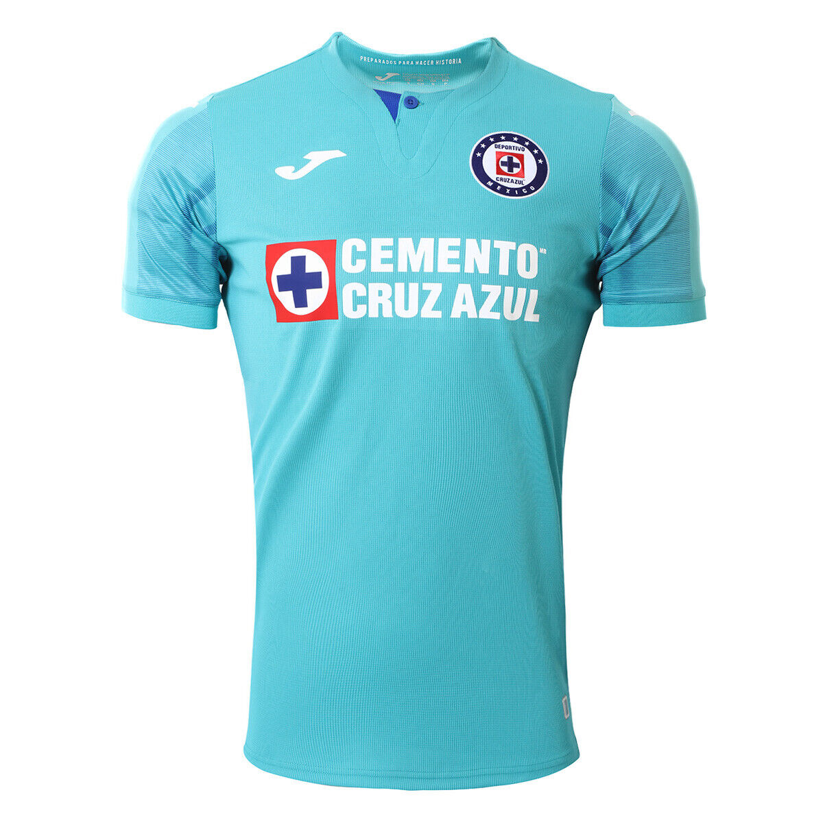 Joma 2019 Cruz Azul Home Soccer Stadium Jersey Blue CR101011.18*