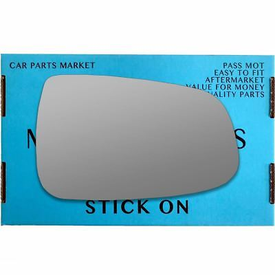 Right Driver side wing mirror glass for Tesla Model S 2012-2020