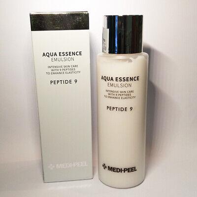 Medi peel Peptide 9 Aqua Essence Emulsion 250ml Wrinkle Lifting Moist K-Beauty