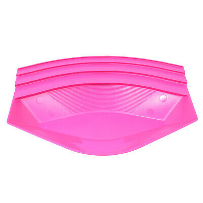 Gold Claw 12 Inch Gold Prospecting Pan W 5 Shallow Deep Riffles Color Pink