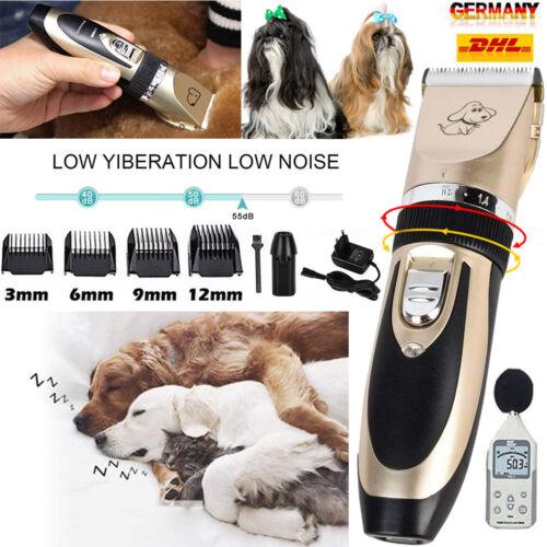 Haustier Schermaschine Haarschneidemaschine Tierhaarschneider für Hunde Katzen