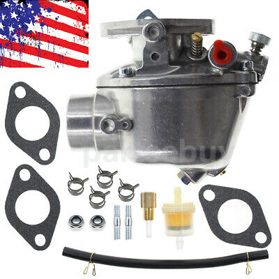 Motorcycle Carburetor Carb For Massey Ferguson Te20 To20 To30 181644m91 Msf138