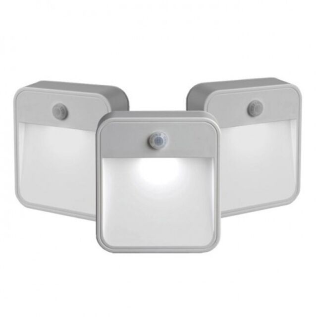 Motion Sensored Bright LED Battery Operated Stair Light 723