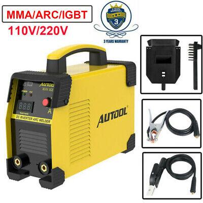Electric Welding Machine 160amp Igbt Dc Mma Arc Stick Welder Inverter 110v 220v