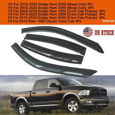 2500 2010-2018 Bully Fit Dodge Ram 1500 09-18 Gas Fuel Cap Door Cover W// Lock