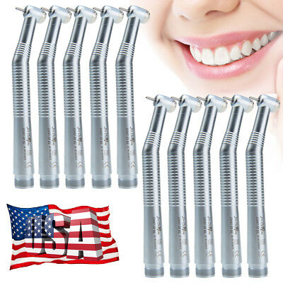 Us Nsk Style Dental Pana Max Standard Push Button High Speed Handpiece 24 Holes