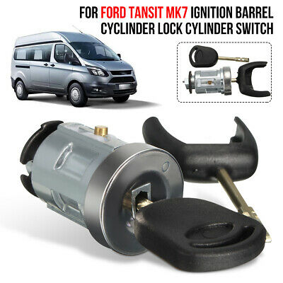 IGNITION BARREL CYLINDER REPAIR KIT FOR FOR FORD FIESTA 02-12 TRANSIT 2006-ON