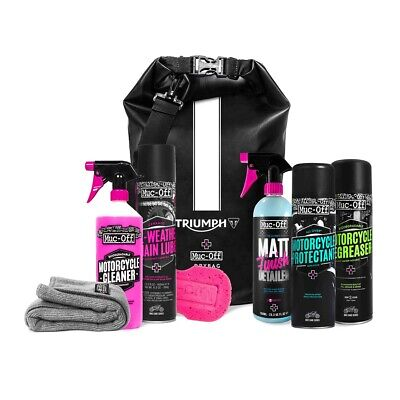 Triumph Motorcycle Care Set for all Models
