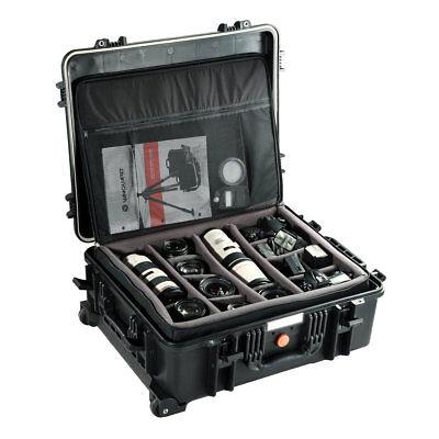 Vanguard Supreme 53D Hard Waterproof Camera Case